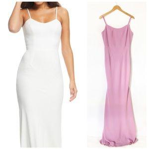 Dress the Population | NEW Long Evening Dress